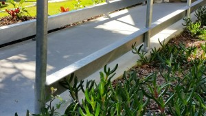 hot dipped galvanised handrails qld