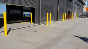 Powder Coated Bollards Brisbane, Melbourne, Sydney Australia