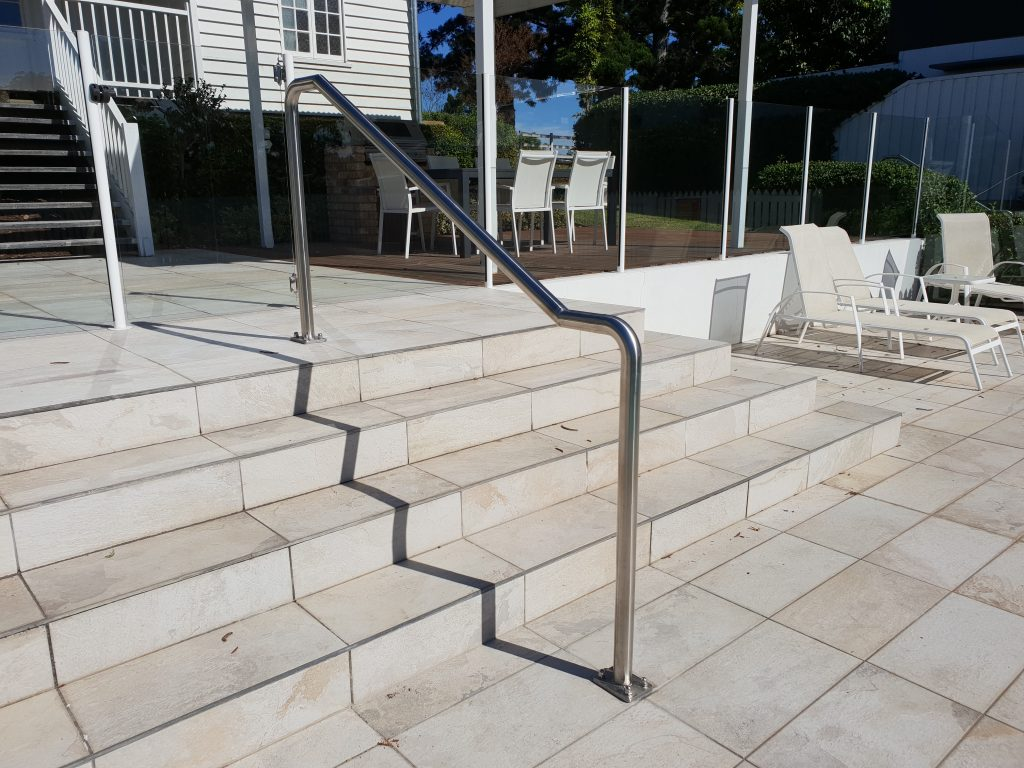 stainless steel handrail supplier brisbane